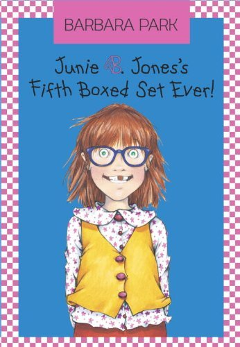 Download By Barbara Park - Junie B. Jones Fifth Boxed Set Ever! [With Collectible Stickers] (4/27/08) pdf