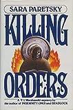 Killing Orders, Sara Paretsky, 068804820X