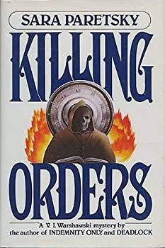 Killing Orders 0440215285 Book Cover