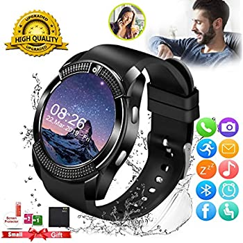 Amazon.com: Android Smart Watch for Women Men, 2019 ...