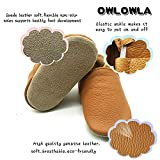 Owlowla Baby Soft Sole Shoes Leather Crib Shoes