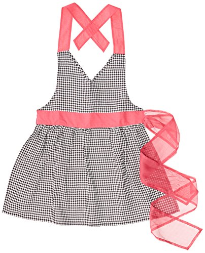 Kay Dee Designs Cotton Hounds Tooth Hospitality Apron with S
