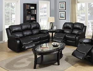 Beverly Furniture Nottingham Bonded Leather 2