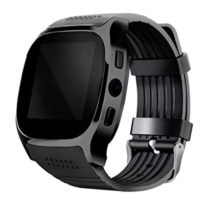 Bluetooth Smart Watch with Camera Facebook Sport Wristwatch Music ...