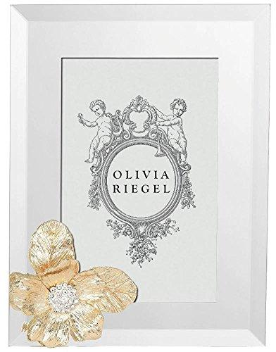 GOLD BOTANICA 4x6 frame by Olivia Riegel - ()