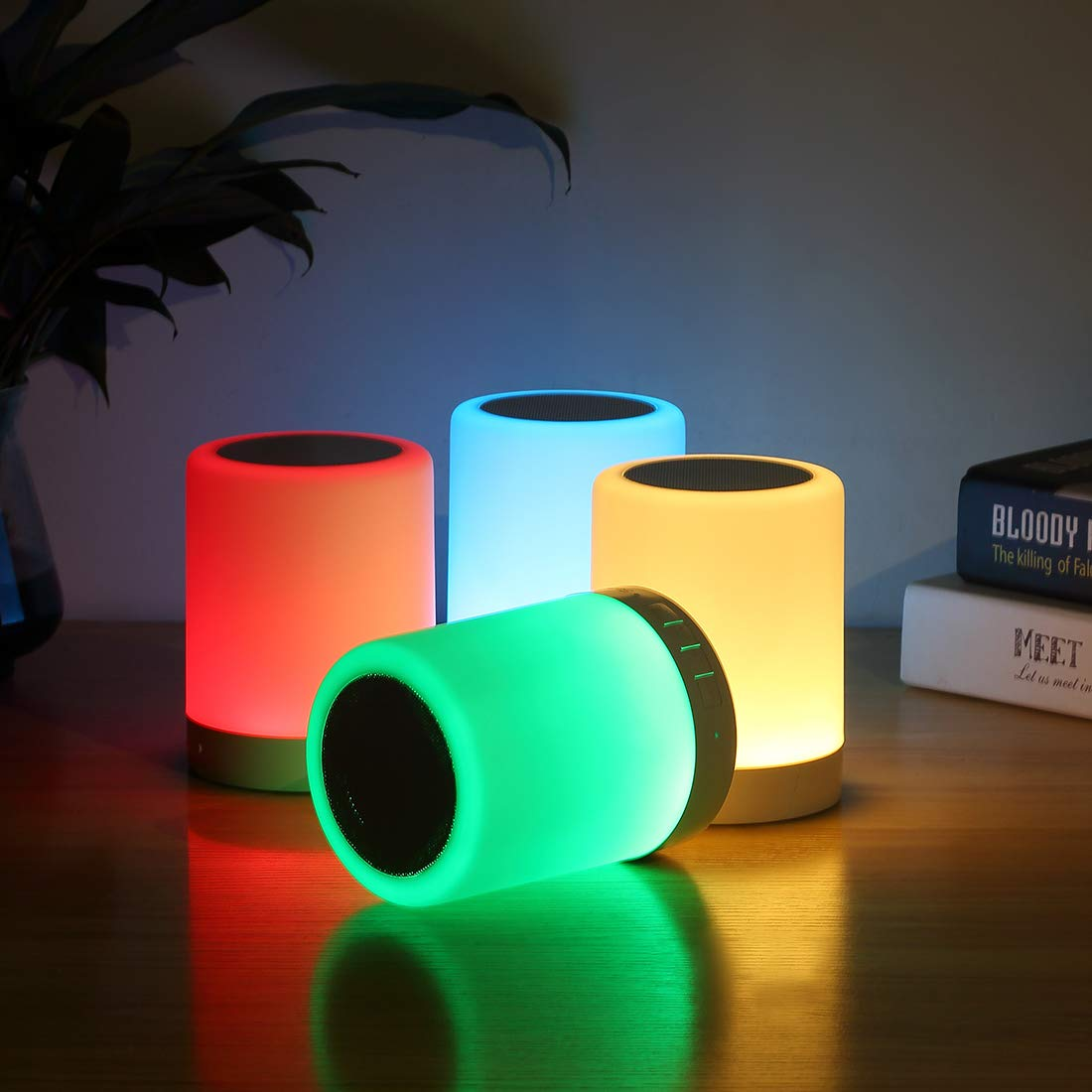 Save 62% on Touch Lamp Bluetoo...