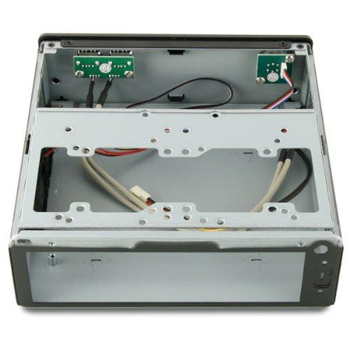 Morex 557 Universal Mini-ITX Case, Fan-less, Compact by Morex (Image #2)