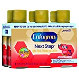 Enfagrow Toddler Natural Milk Ready To Drink - 8 Ounce, 6 Count (Pack of 4)