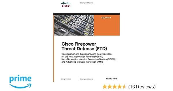 Cisco Firepower Threat Defense (FTD) (Networking Technology
