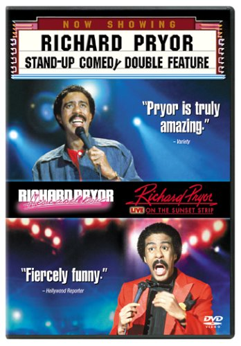 Richard Pryor Here and Now / Richard Pryor Live on the Sunset Strip - Set (Live Strip Sunset The On)