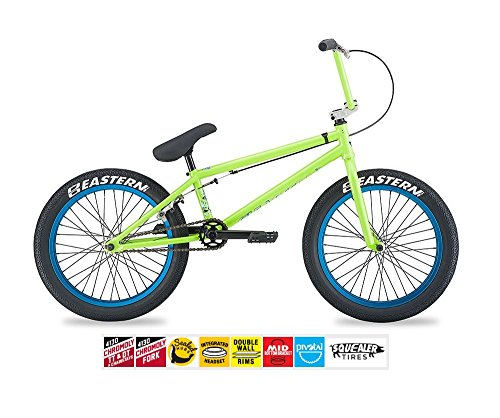 EASTERN NAGAS BMX BIKE 2017 BICYCLE ANTIFREEZE GREEN