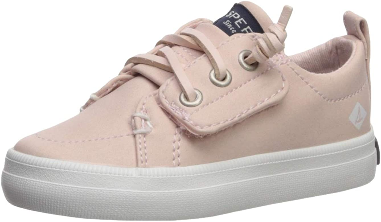 Sperry Girl's Crest Vibe Jr Shoe, Blush