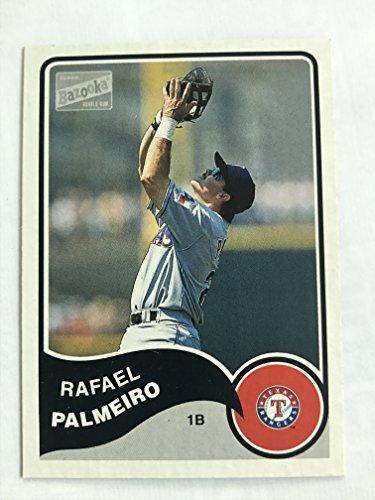 2003 Bazooka minis #180 Rafael Palmeiro NM/M (Near Mint/Mint)