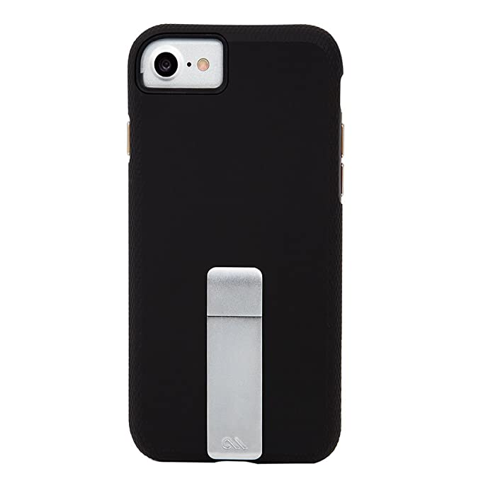 brand new 2880f 374f1 Case-Mate iPhone 8 Case - TOUGH STAND - Kickstand Case - 10 ft Drop  Protection - Protective Design for Apple iPhone 8 - Black