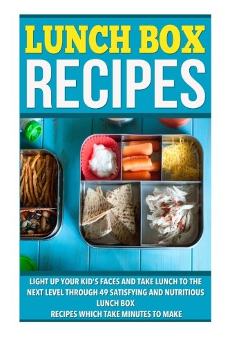 Lunch Box Recipes Satisfying Nutritious product image