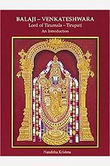 Balaji-Venkateshwara: An Introduction Paperback