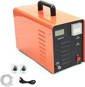 Oz3 Generador de ozono Comercial 5000 MG de Alta Capacidad Fuerza Industrial O3 Purificador de Aire Desodorizador Esterilizador Máquina de ozono para Habitaciones ...