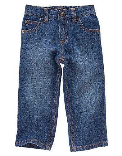 Kids Medium Wash - Crazy 8 Toddler Boys' Toddler Boy Medium Wash Straight Fit Jeans, Medium Wash, 2 Years