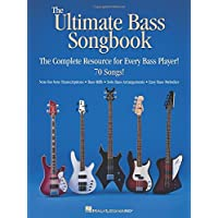 Ultimate Bass Songbook (Tab)