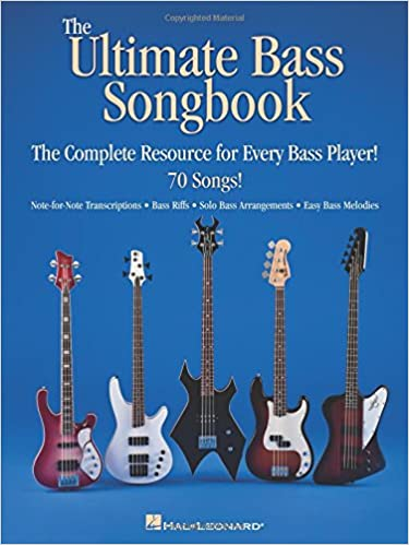 The Ultimate Bass Songbook (Tab): Amazon co uk: Hal Leonard