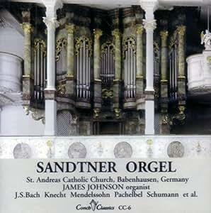 Sandtner Orgel: St. Andreas Catholic Church, Babenhausen, Germany