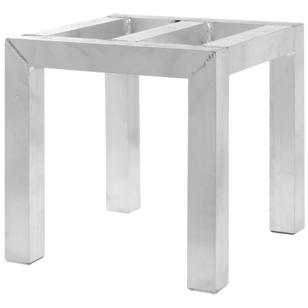 HUBERT Aluminum Dunnage Rack - 12'' L x 12'' W x 12'' H