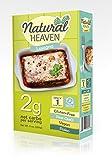 Low Carb Pasta, Natural Heaven Lasagna Noodles Hearts of Palm - 4 x 9 oz