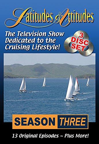Latitudes & Attitudes TV Season 5-13 Episodes-3 DVD's