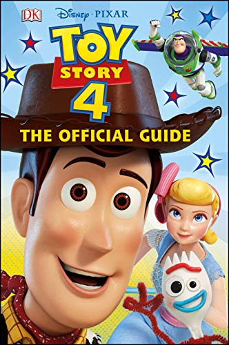 Toy Guide - Disney Pixar Toy Story 4 The Official Guide