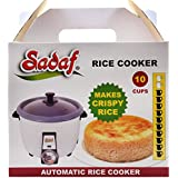 Sadaf Automatic Persian Rice Cooker 1.8 L (10 Cups)