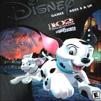 102 Dalmatians - Puppies to the Rescue (Jewel Case)
