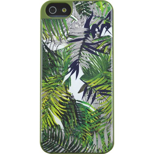 BigBen CHRISTIAN LACROIX - Cover Eden Roc für Apple iPhone 4/4S, grün - CL276845