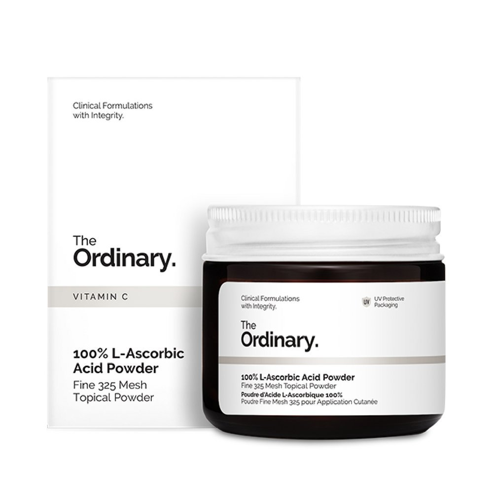 The Ordinary Vitamin C 100% L-Ascorbic Acid Powder Deciem