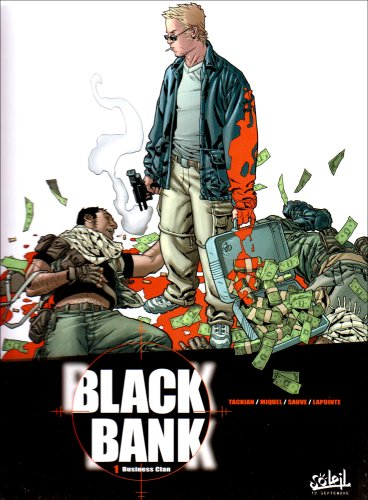 Download Black bank, Tome 1 (French Edition) pdf