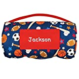 DIBSIES Personalization Station Personalized Toddler & Preschool Nap Mats Sports