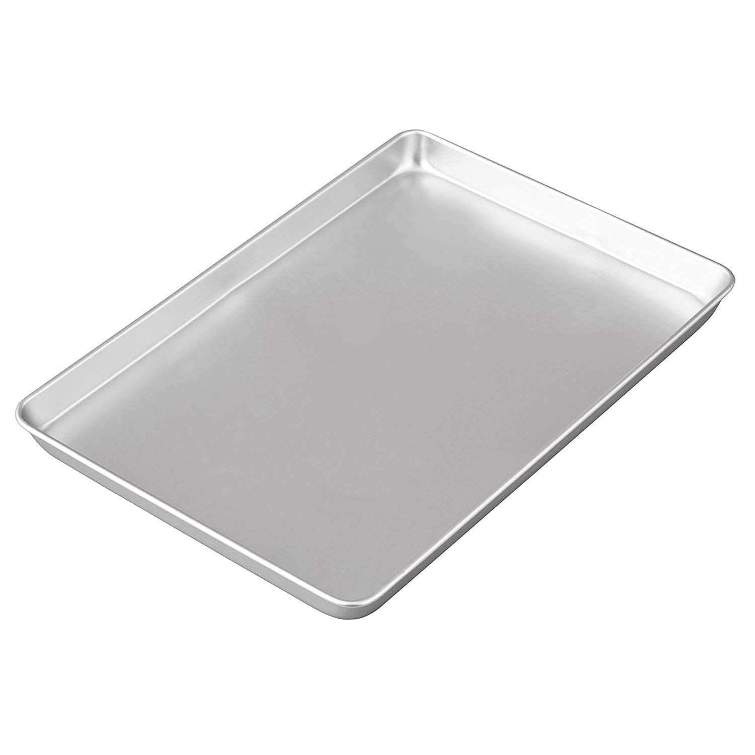 Amazon.com: Wilton Performance Pans Aluminum Jelly Roll and Cookie Pan, 10.5 x 15.5-Inch, 3 Pack: Home & Kitchen