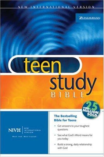 Teen Study Bible (New International Version)