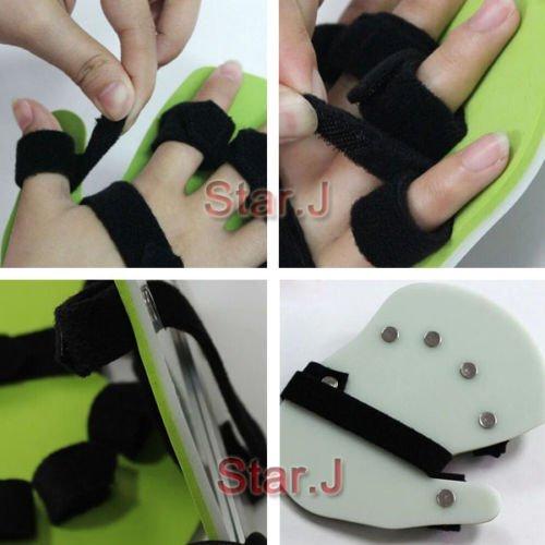 1 Finger Orthotics Points Fingerboard Stroke Hemiplegia Finger Splint Training