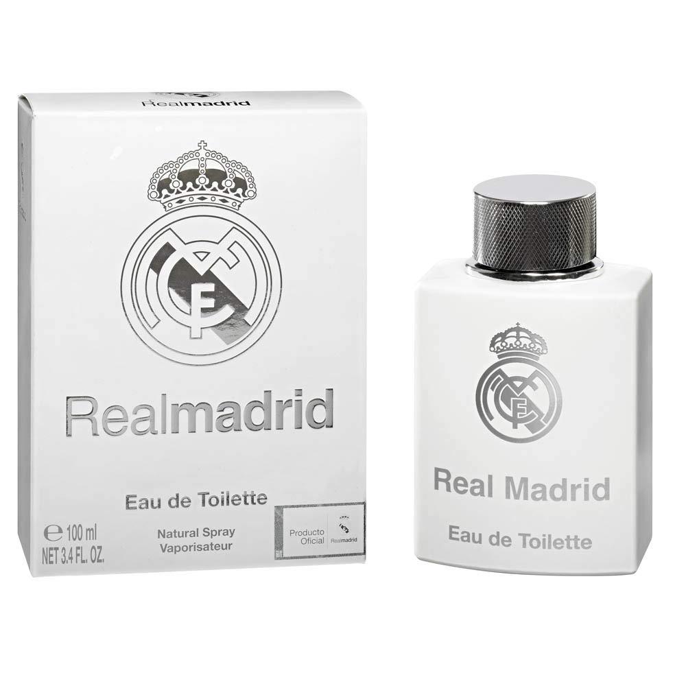 Real Madrid Eau de Toilette, 100 ml
