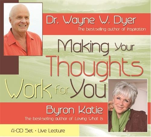 Making Your Thoughts Work For You 4-CD Live Lecture