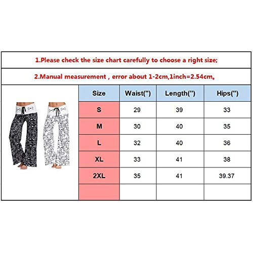 pantalones elástica gatos Pantalones vaqueros anchos de extra cintura los la ocasional más Negro la los de de del de tamaño tamaño pantalones las grande pierna mujeres de impresión AHZAxPqrw