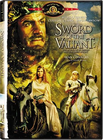 Sword of the Valiant - The Legend of Sir Gawain and the Green Knight - Sword Magician
