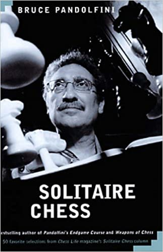 Book Solitaire Chess (Mckay Chess Library)