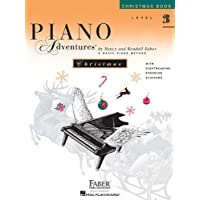 Level 2B - Christmas Book: Piano Adventures