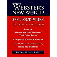 Webster's New World Speller/Divider, 2nd Edition
