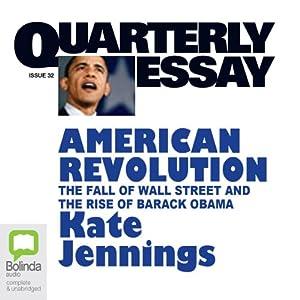 Quarterly Essay 32 Periodical