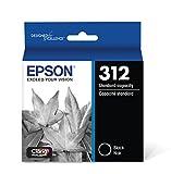 Epson T312120 Claria Photo HD Black Standard Capacity Cartridge Ink
