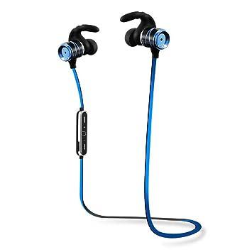 Hrph Auriculares Bluetooth estéreo sin cable Auriculares inalámbricos auriculares con micrófono: Amazon.es: Electrónica