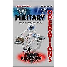MILITARY OPERATIONS- Albanian Version: DREJTIMI I OPERACIONEVE