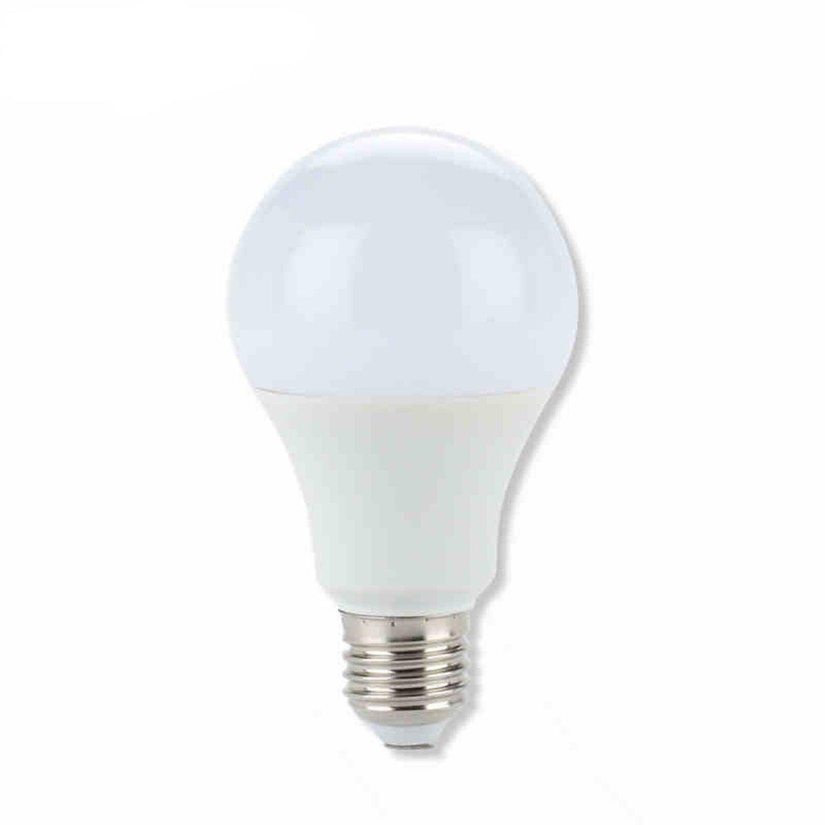 Kendal E27 LED radar Motion Detection Light Sensor Pir Light Bulb Lamp Auto Switch Stairs Night Light Detection Range 24-36 feet (9 Watts) by Kendal (Image #2)